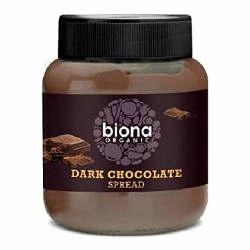 Biona Organic Chocolate Spread Plain (dark), 350g